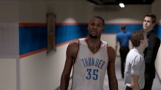NBA 2K15 MyCAREER - Full Details + Simming Games, Switch Jerseys, Going Undrafted & Free Agency!