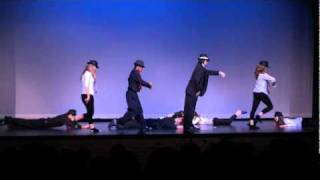 Michael Jackson - Dangerous Dance Break Royal Rhythm-2010