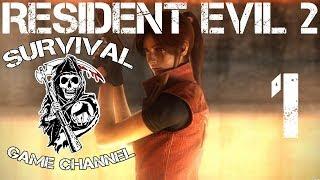 видео Прохождение Resident Evil 2 за Клэр