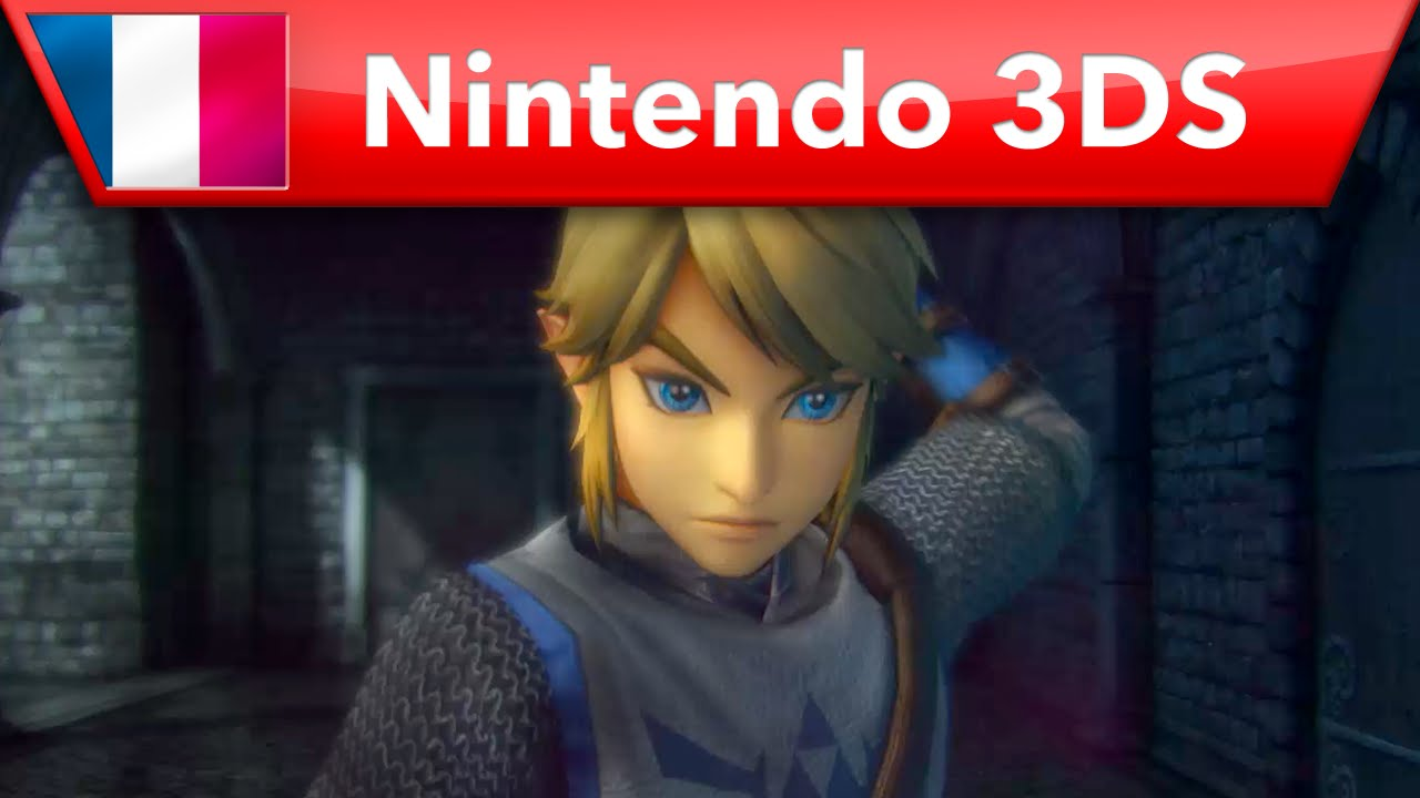 Hyrule Warriors Legends Que Le Combat Commence Nintendo 3ds Youtube