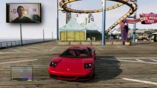 GTA 5 rimorchiare in spiaggia CAZZEGGIO Live (SPECIALE 90.000 iscritti)