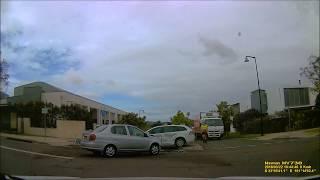 SYDNEY CAR CRASH COMPILATION