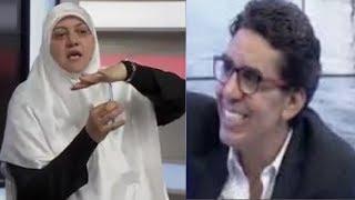 د . هالة. والفيديو الذي أسعد كل المتزوجات .  وتنصفت الزوجة بطريقة مدهشة لكل الرجال . ولمحمد ناصر