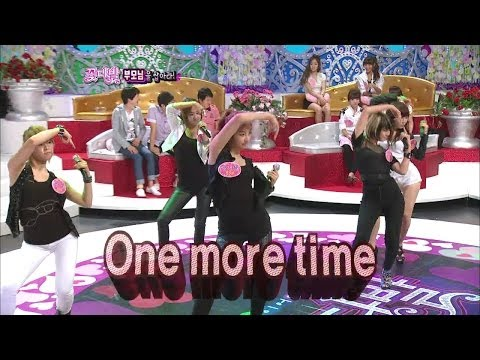 【TVPP】4MINUTE - One More Time (Jewelry), 포미닛 - 원 모어 타임 (쥬얼리) @ Flower