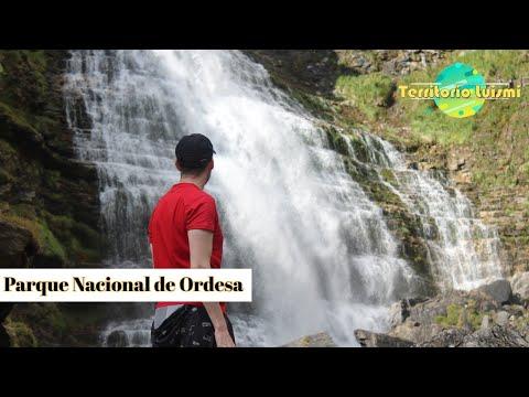 SENDERISMO PARQUE NACIONAL DE ORDESA - MONTE PERDIDO - Ruta COLA DE CABALLO