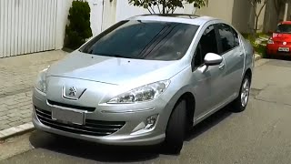 Peugeot 408 2012 Videos