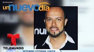¡Ex de Jenni Rivera detenido con 20 kilos de cocaína! | Un Nuevo Día | Telemundo