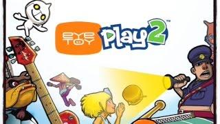 HatCHeTHaZ Plays: EyeToy: Play 2 - PS2 - 1080p