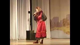Чувашская бабушка прикалывается )))