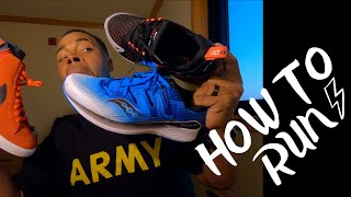 ARMY/MILITARY TIPS | EP.1 - Running for Beginners