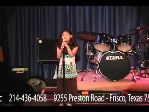Frisco Vocal Lessons - Frisco School of Music - Sophie Balentine