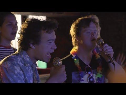 Karaoke groot succes bij Down met Dolly