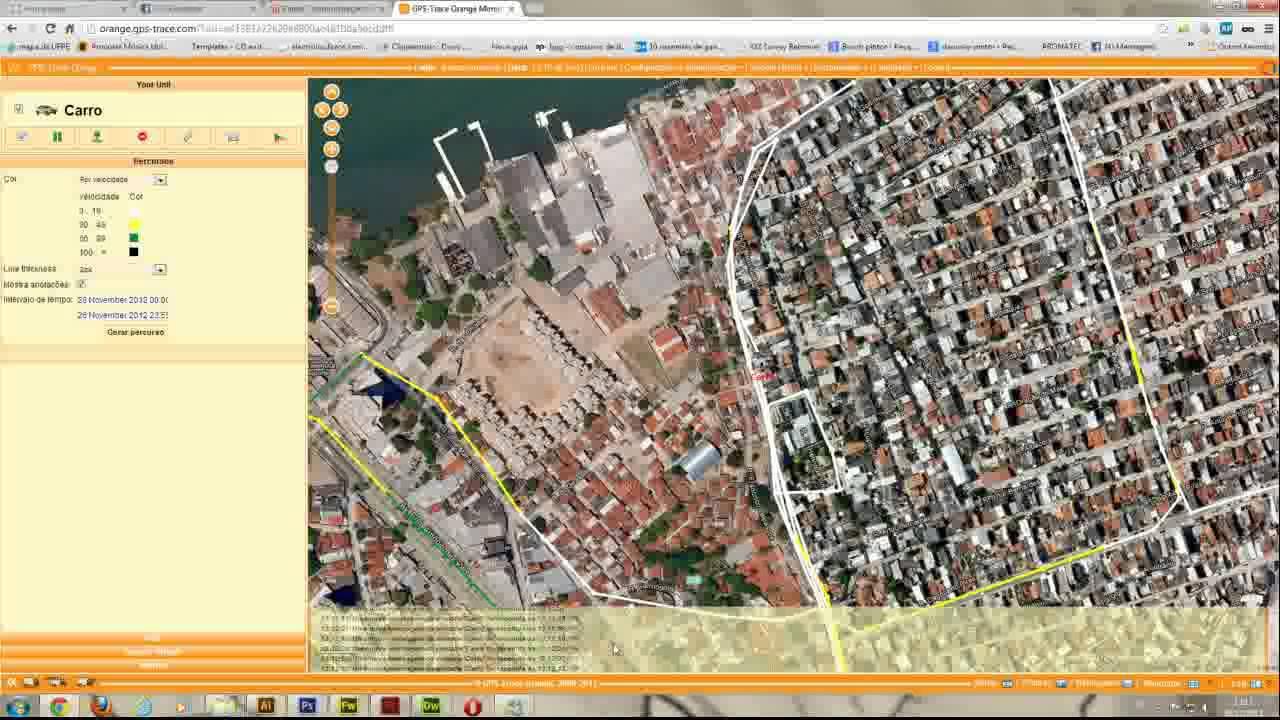 Site De Rastreamento Online Rastreador Tk103, Tk303