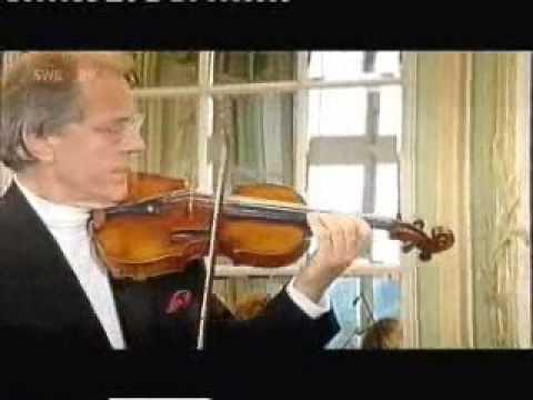 Mozart - Violin Concerto No. 1 KV 207 - 2. Adagio