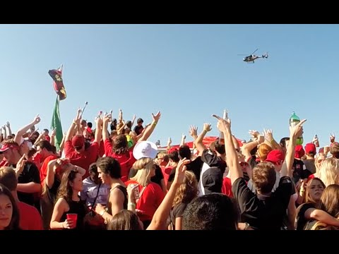 GoPro 4: Nebraska Tailgate/GameDay [Miami@UNL]