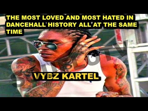 Vybz Kartel most loved and most hated in Reggae Dancehall History