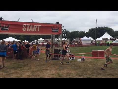 Watch Michigan Warrior Dash 2016 Racers