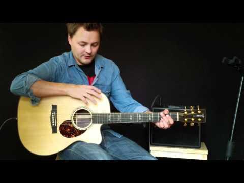 Martin Performing Artist Series OMCPA1