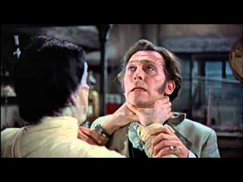 The Curse of Frankenstein (1957) The Creature