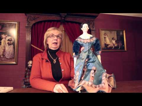 Rare German Bisque Dolls - Part 1