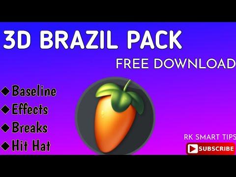 3d Brazil Pack  Free Download Latest 3d Brazil Pack With Baseline  Dj Rk Bassi Rk Smart Tips