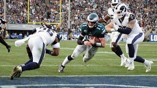 Carson Wentz Injured | Rams Vs Eagles | NFL