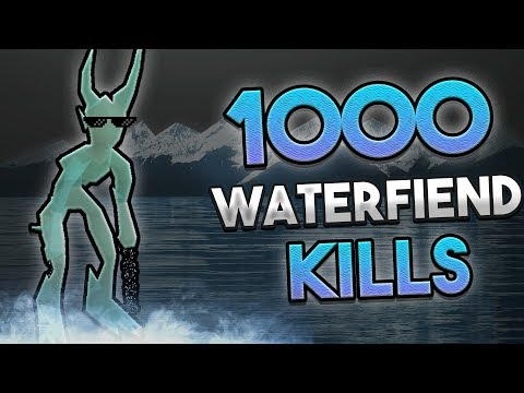 Loot From 1,000 Waterfiends