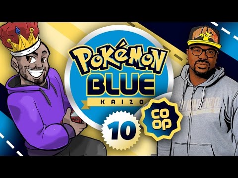 "Pokémon Blue Kaizo Co-op w/ TheKingNappy & Shofu! - Ep 10 ""NIGGA WE MADE IT"""