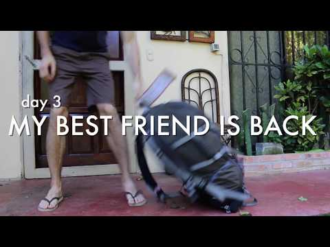 My Best Friend is Back | LIFE IN COSTA RICA | Day 3