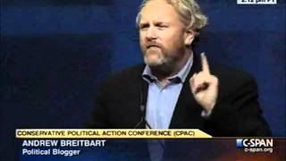 Breitbart: Anti-War Movement Was Plot To Get Obama Elected