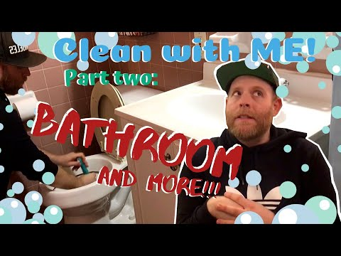 myke-lyfe:-clean-with-me-|-part-one:-bathroom-and-more!!