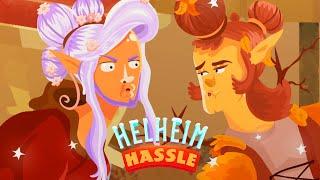 ПРОКЛЯТЫЕ ЭЛЬФЫ   Helheim Hassle - Прохождение игры #4