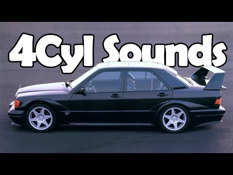 9 Unexpectedly Good Sounding 4-Cylinder Engines