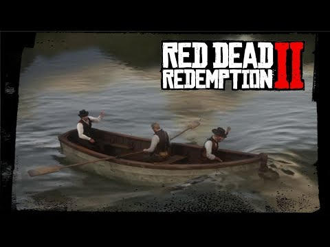 Taters Song - Red Dead Redemption 2 Boat Song
