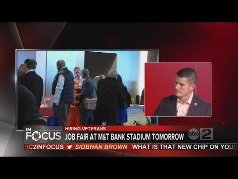 M&T Bank Stadium hosts job fair for veterans