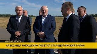 Лукашенко оценил ход жатвы и ситуацию в аграрной сфере в целом