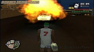 الجزء8 : طريقة الحصول على سيارة BUFFALO مضادة للرصاص من مهمة Gta San Andreas   Misappropriation