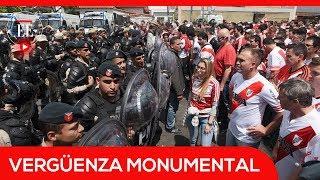 River vs Boca: resumen de la jornada opacada por la violencia  | El Espectador