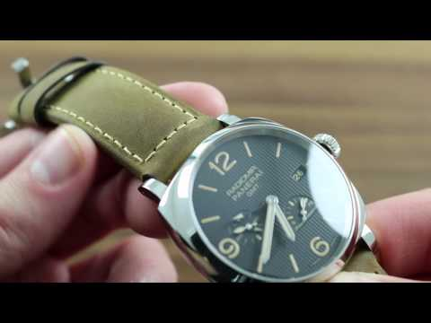 Panerai Radiomir 1940 3 Days GMT Power Reserve Automatic PAM 658 Showcase Review