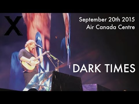 Ed Sheeran - Dark Times (The Weeknd) - Toronto (September 20th 2015)
