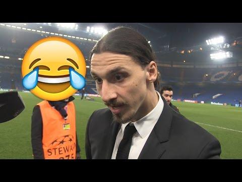 Zlatan Ibrahimovic ● Best Funny Moments 2016 HD