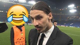 Zlatan Ibrahimovic ● Best Funny Moments 2016 HD