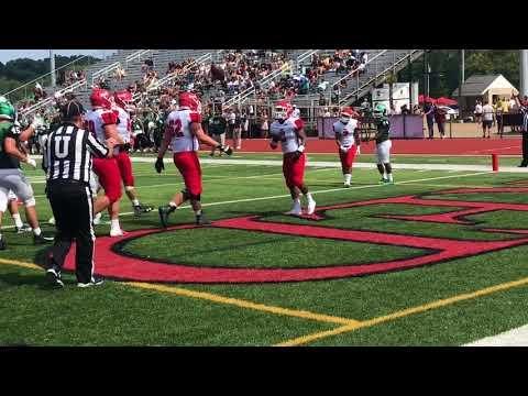 Edinboro Week 1 football highlights