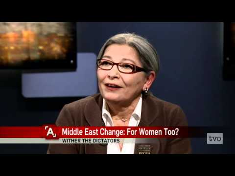 Middle East Change: For Women Too?