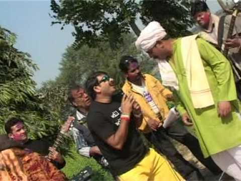 Holi Song by Manoj Tiwari Mridul
