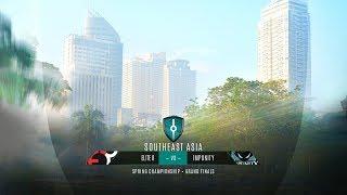Impunity VS Elite 8 • Finals • Vainglory 8 Spring Championship, Southeast Asia