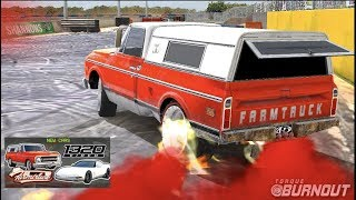 Torque Burnout 1320video UPDATE FarmHouse SLEEPER Truck | SLAPTrain