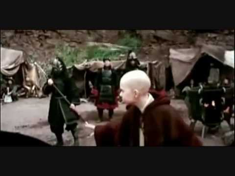 The last airbender little Clip