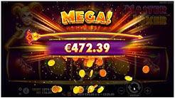 Play Master Joker Online Fruit Slots Game 🎰 Game-play Walk-through ► (Slots Mega Win $472) 💰