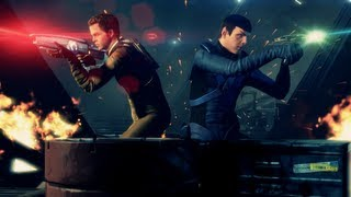 First 30 Minutes: Star Trek [XBOX360/PS3/PC]